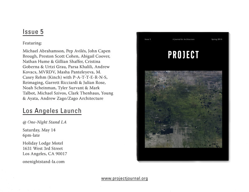 PROJECT_Issue-Five_Launch_Web